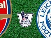 Arsenal Leicester City VIVO Internet Agosto 2017