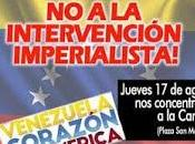 imperialismo norteamericano quiere hacer Venezuela SIRIA. LIBIA IRAK.