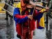 Liberan Venezuela violinista protestas calles