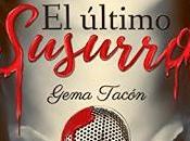 """último susurro"""" Gema Tacón"""