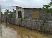 Mareas altas Puerto Manatí. (Foto cortesía Pl...