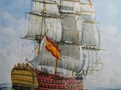 """Juan Antonio Colina Rasines, ilustre marino montañés comandante """"Santísima Trinidad"""""""