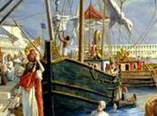 Organización puertos fluviales romanos.
