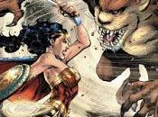 Wonder Woman Demonio Tazmania