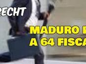 Maduro persigue fiscales