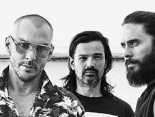 Escucha 'Walk Water', primer single regreso Thirty Seconds Mars después cuatro años