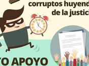 Acabemos impunidad apoyando prescripción delitos corrupción Firma esta petición