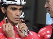 """Vuelta 2017 Contador """"Ese sitio, extraño sucedió"""""""