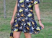 Vestido ciervos