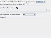Descarga gestiona fondos pantalla favoritos WallpaperDownloader