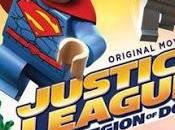 Liga Justicia Ataque Legion