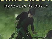 Reseña literaria: Mistborn Brazales duelo