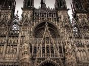 Normandía. Rouen. ciudad cien campanarios