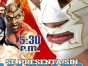 Aparece singular cartel anuncia wagner máscara, mucho antes éste perdiera tapa denominada 'lucha década'