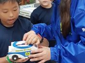 Panasonic promueve cuidado medio ambiente niños nivel escolar