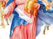 """primero llamó Virgen María título """"Auxiliadora"""""""