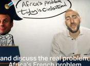 problema francés África
