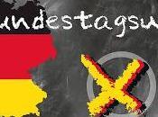 Merkel (CDU) obtiene ventaja debate televisico oponente Schulz (SPD) (Union Europea)