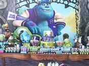 Fiesta tematica Monster