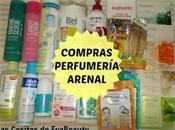 Compras Perfumería Arenal