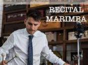 Concierto marimba: Fran Tortosa