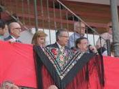 Varios aspectos sobre palco presidencial festejo pasado septiembre priego
