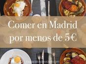 Comer Madrid menos