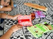 Roll'eat, porta bocadillos reutilizable
