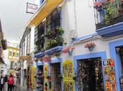 Calles Córdoba. España