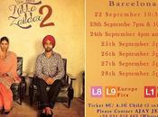 Película india Barcelona ¡Vuelve cine punjabi!
