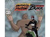 Motorista Fantasma Kamen Black Rider nº13