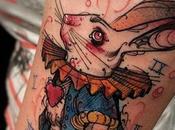 increibles diseños tatuajes Conejos