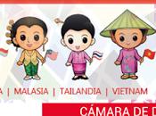 Semana amistad méxico países asociación naciones sudeste asiático