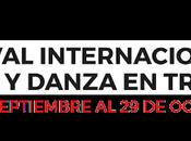 Teatro tribueñe: festival internacional teatro septiembre octubre 2017