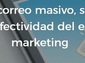 Envío correo masivo, spambots efectividad email marketing