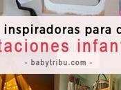ideas inspiradoras para decorar habitaciones infantiles originales