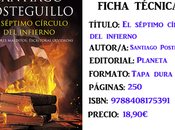 Reseña: séptimo círculo infierno, Santiago Posteguillo