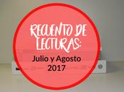 Recuento Julio Agosto 2017