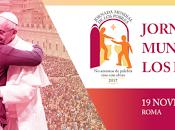 POBRES SERÁN PRIMEROS. Jornada Mundial instituida Papa Francisco, noviembre 2017