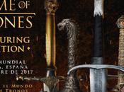 exposición Juego Tronos arranca Barcelona Octubre