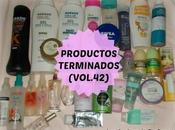 Productos Terminados (Vol.42)