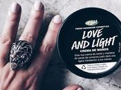 Lush: love light crema manos