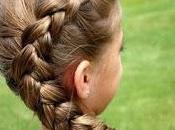 mejores peinados trenzas para niñas