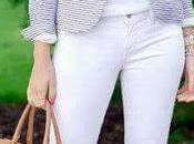colores moda pantalon blanco fashion