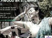 Clases Bollywood Barcelona. Carmel