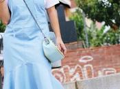 vestido denim