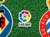 Villarreal Espanyol VIVO Internet Septiembre 2017