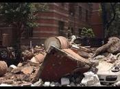Potente terremoto derrumba edificios deja cientos muertos México