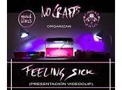 Crafts, fiesta presentación videoclip Feeling Sick