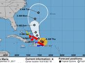 guardia alta; peor huracán María está venir.